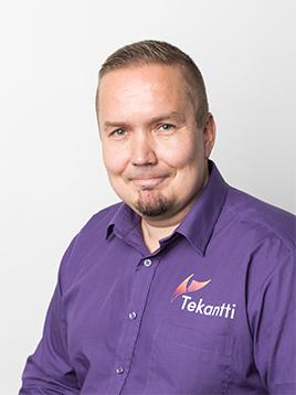 Toimitusjohtaja Antti Autio