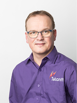 Tuotepäällikkö Kassajärjestelmät Jari Ylimäki